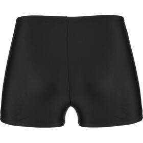 speedo Logo Panel Short de bain Garçon, black/green